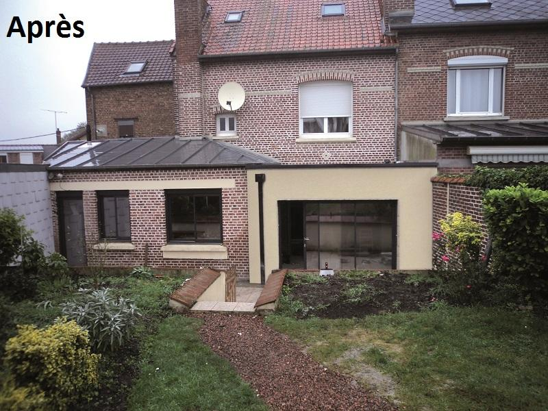 Maison renovation louviers